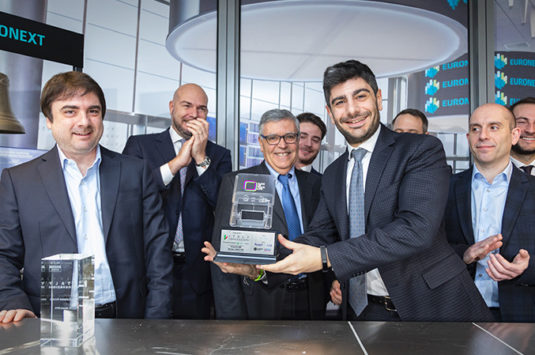 Italy Innovazioni lists on Euronext Acces in Paris